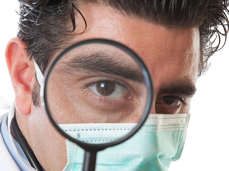 визуальный осмотр дерматовенеролога