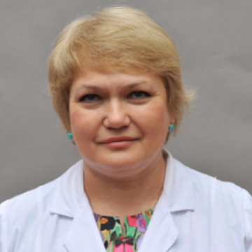 врач Мыслицкая Лариса Сергеевна