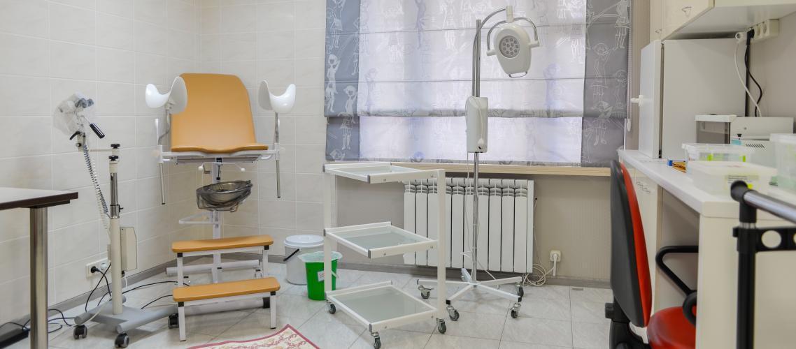Гинекологическое обследование в клинике Персомед