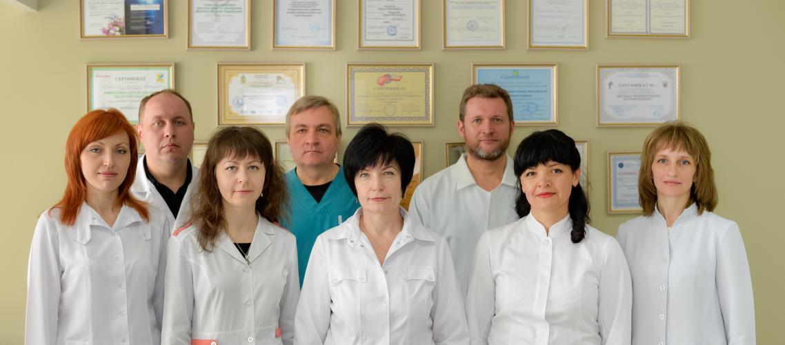 Профессиональные врачи клиники Персомед